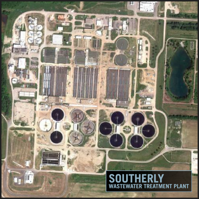 Southerly WWTP